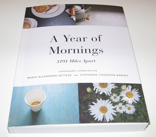 A Year of Mornings and A Giveaway in art  Category