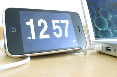 Flip Clock for iPhone