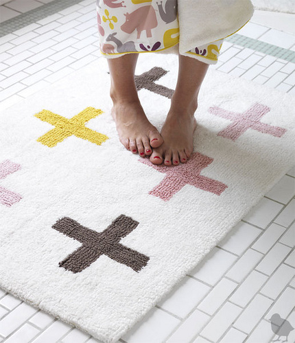 Plus Bath Mat