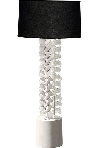 Vertebrae Lamp