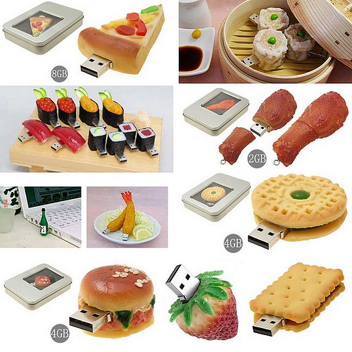 The Ten Most Delicious USB Drives on the Market