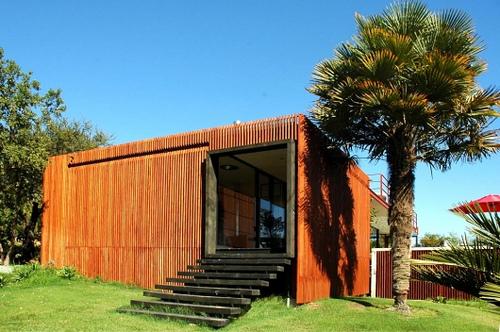 Spa Las Palmas de Leyda in Chile by Land Arquitectos