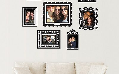 Stickr Frames