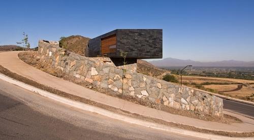 Binimelis-Barahona House in Chile by Polidura + Talhouk Architects