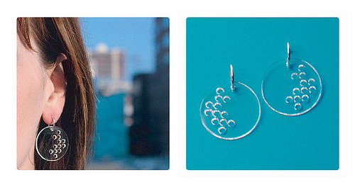 Sandra Fettingis Acrylic Jewelry