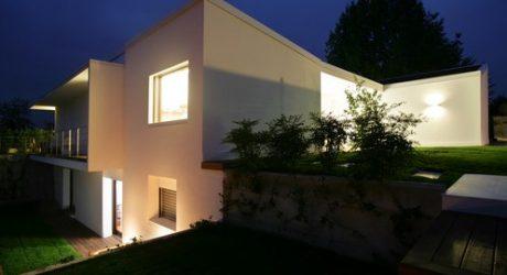 Casa C in Italy by Damilano Studio