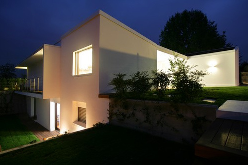 Casa C in Italy by Damilano Studio