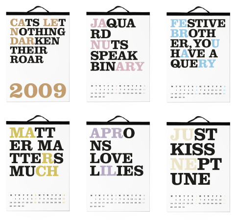 The Cats Calendar