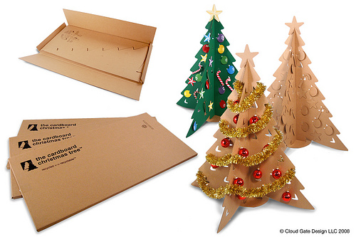Modern Christmas Tree in style fashion news events home furnishings  Category
