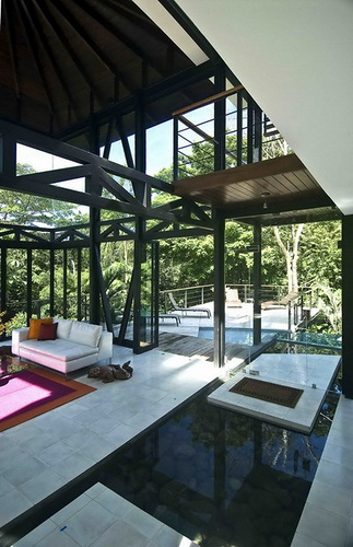 MC1 House in Costa Rica by Juan Robles in architecture  Category