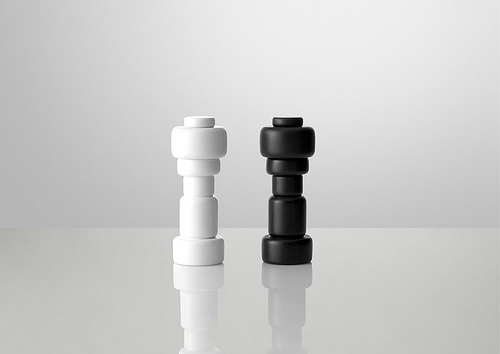 Modern Salt & Pepper