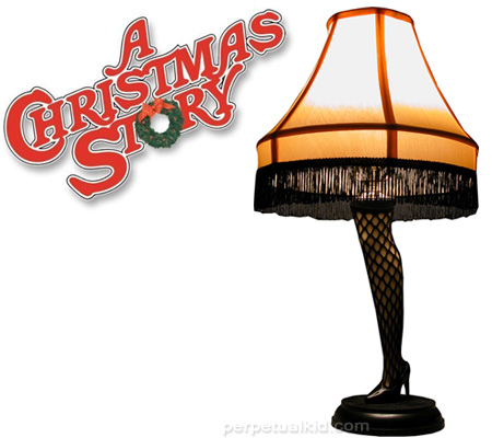 The Leg Lamp From A Christmas Story Seems To Be Everywhere When The  Holidays Come, And Every Single Year, I Am Tempted To Get One.