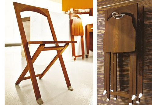 Olivia Folding Chair Design Milk