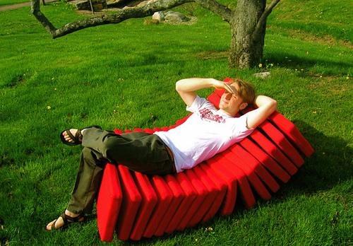 Segmented Chair in main home furnishings  Category