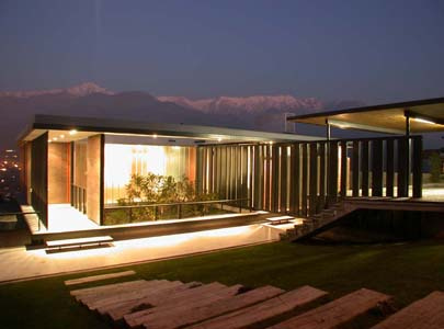 Duque House in Chile by Rodrigo Duque Motta in main architecture  Category
