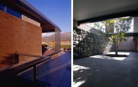 Duque House in Chile by Rodrigo Duque Motta