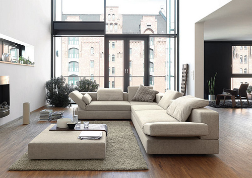 Kaja Sofa in main home furnishings  Category