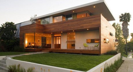 Ridgewood Residence in California by Assembledge