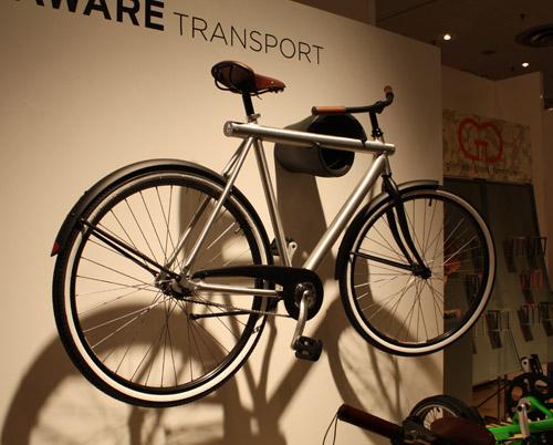 areaware booth - bike