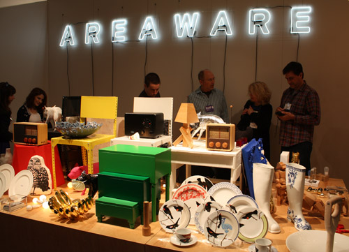 areaware booth