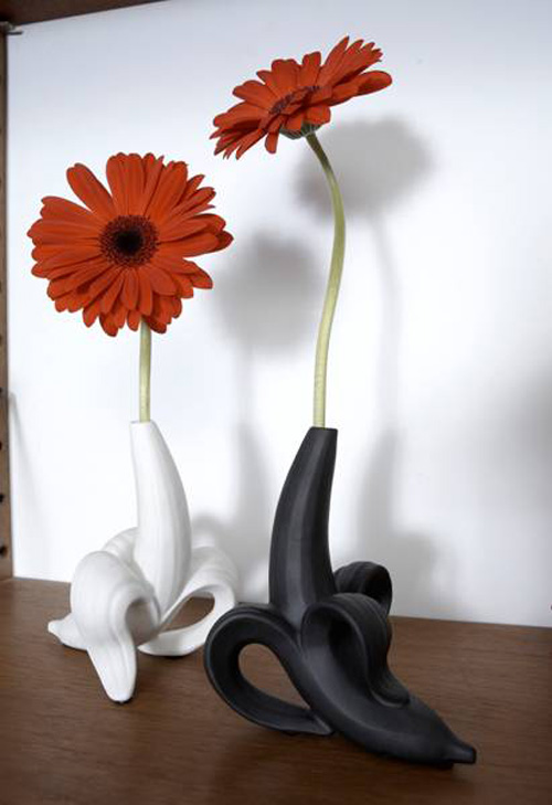 Banana Vase from Jonathan Adler in home furnishings  Category