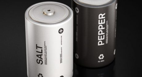 Battery Salt and Pepper