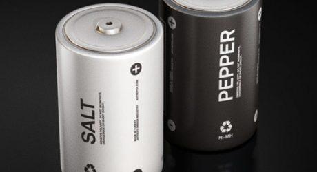 Battery Salt and Pepper