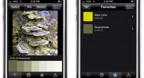 Benjamin Moore Launches iPhone App