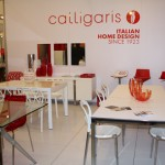 calligaris booth