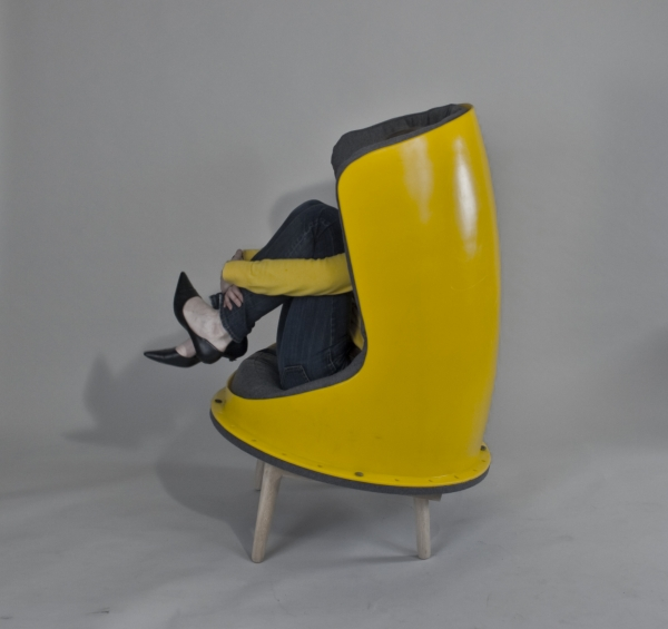 evan dublin slide chair