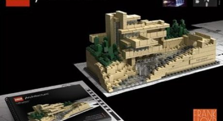 Frank Lloyd Wright Legos!