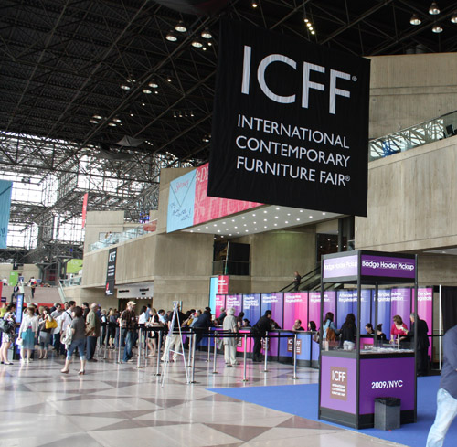 ICFF 2009: Part 1