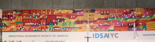 ICFF 2009: Part 3 – IDSA Wall
