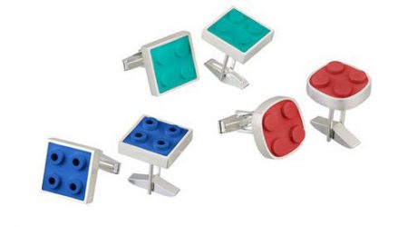 Father's Day Giveaway #2: Lego Cufflinks