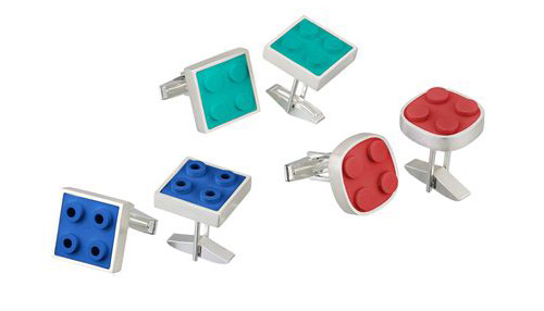 Fathers Day Giveaway #2: Lego Cufflinks in style fashion news events  Category