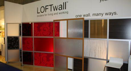 ICFF 2009 Spotlight: LOFTwall