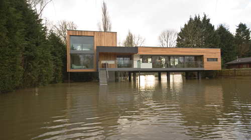 Hind House in England by John Pardey Architects in architecture  Category