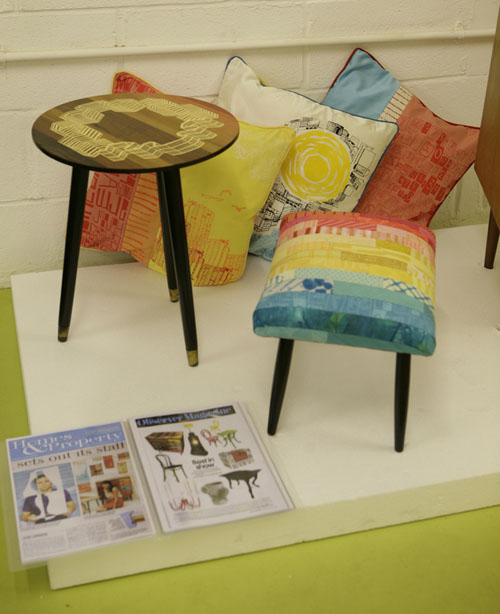 Talent Zone in main home furnishings  Category
