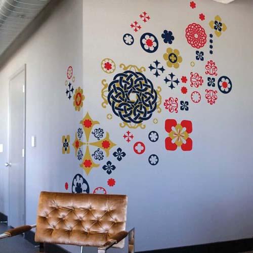 Terrific Wall Sticker Shop Design Milk Largest Home Design Picture Inspirations Pitcheantrous