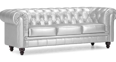 Metallic Aristocrat Sofa