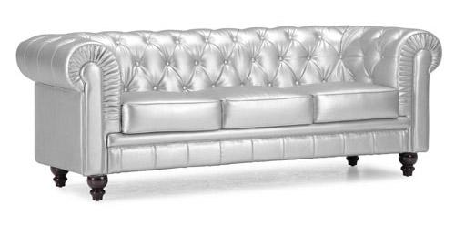 Metallic Aristocrat Sofa