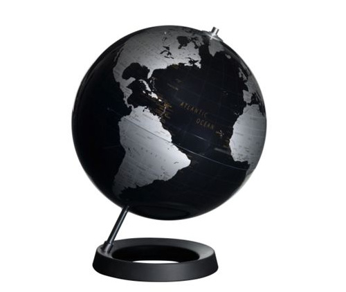 Black Table Globe in home furnishings  Category