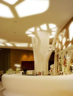 Boscolo Hotel Exedra by Massimo Iosa Ghini in main interior design architecture  Category