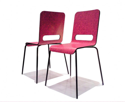 burgerman chairs