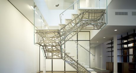 Genetic Stairs by Caliper Studio
