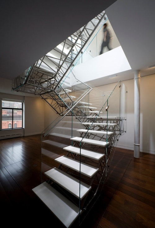 caliper studio genetic stairs