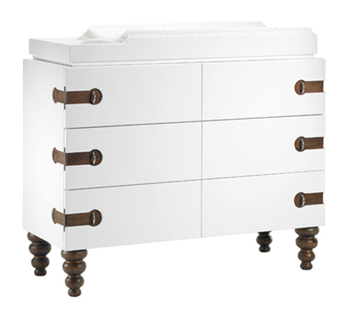 Canterbury Changing Table