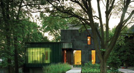 Cascade House in Canada by Paul Raff Studio