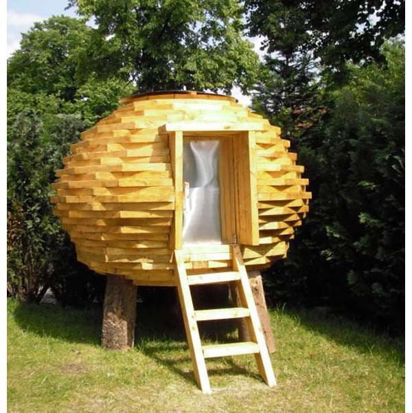 Hut Design: Design Milk