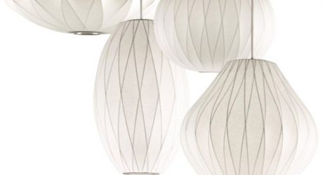 Criss Cross Nelson Lamps
